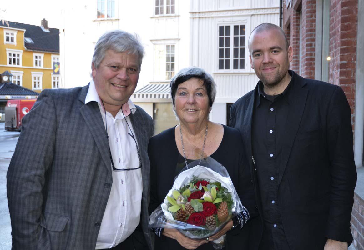 2014 - Årets ildsjel i Kragerø